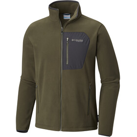 Columbia Titan Pass 2.0 Fleece Jacket Men Peatmoss/Shark